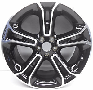 Oem Ford Explorer 20 Inch Aluminum Wheel Rim Nicks And Surface Scratches