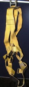 Clc Griplock Fall Protection Systems Full Body Harness Model 7005 Used M xl