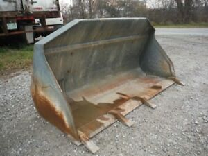 Used 2012 Kramer Allrad 68 Standard Wheel Loader Bucket