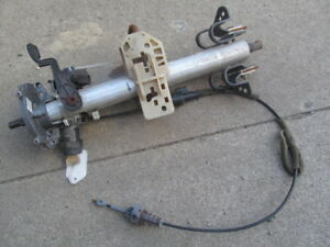 1998 Jeep Wrangler Tj Steering Column Automatic With Tilt