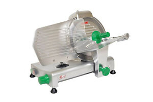 Presto Ps 10 Compact Meat Slicer W 10 Blade 25 hp Motor 120 Volt Aluminum