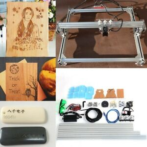 2000mw A2 Diy Laser Engraver Cutter Diy Printer Cnc Engraving Carving Machine