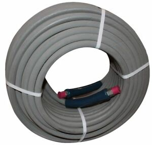 Pressure Washer Hose 3 8 X 100 4000 Psi With Quick Connects Industrial To