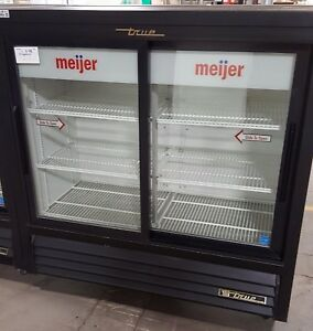 True Gdm 41c 48 Glass Door Merchandiser Beverage Cooler Refrigerator 2010