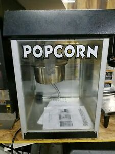 Funpop 4 Oz Popcorn Popper Machine Gold Medal