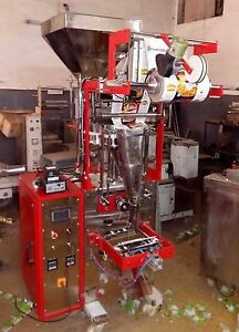 Form Fill Seal Machine For Popcorn