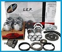 1996 2002 Chevy Gmc Truck 350 5 7l V8 Vortec Engine Rebuild Kit rcc350jp