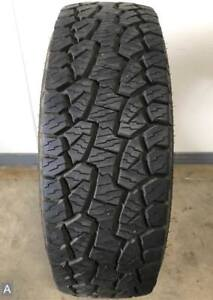 1x Take Off Lt275 65r18 Hankook Dynapro At m 14 32nds Used Tire
