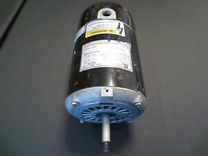 S55cxmer 6583 Emerson Motor 230v 60hz 3450 Rpm 1 2 Shaft S55cxmer6583 1081 1795
