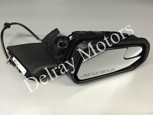 Right Passenger Side Outside Rearview Mirror 2015 Ford Mustang Oem Brand New