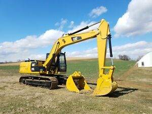 1996 Cat 315l Excavator Track Hoe Diesel Hydraulic Construction Machine Tractor
