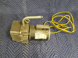 J b Dv 85n Fast Vac Vacuum Pump 3 Cfm 120v Parts Cheap Hvac Equipment Tools