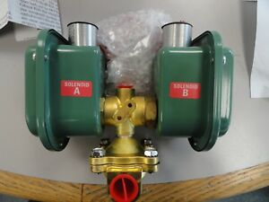 Asco 3 Way Solenoid Valves Hv268000001 Submersible watertight Splice Box