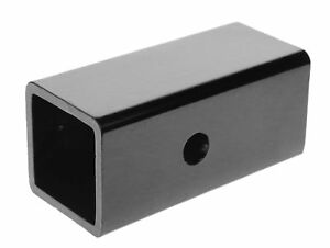 2 5 To 2 Metal Trailer Receiver Hitch Adapter Sleeve