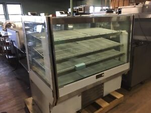 Leader Mcb48 48 Commercial Display Case Bakery Case Refrigerated Display Glass
