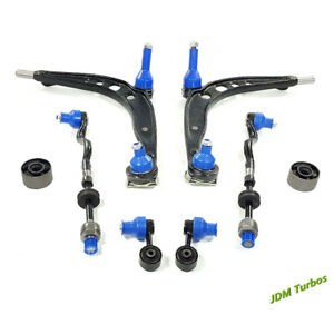 For Bmw 3 Series E36 Front Control Arms Ball Joint Tie Rod End Suspension Kit