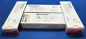 Bard parker 11 Scalpels Disposable Stainless Blade 10pk 372611 lot Of 4 Packs