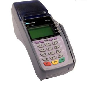 Verifone Omni Vx510 Transaction Terminal