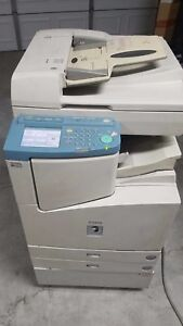 Canon Imagerunner 3300 Ir 3300 Copier With Inner Finisher