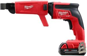 Milwaukee Collated M18 Fuel Drywall Screw Gun Attachment Tight Corner Cordless
