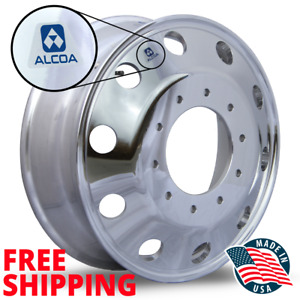 19 5 X 6 Ford F450 550 10 Lug Alcoa Wheels 763297 new 10 Lug Wheel