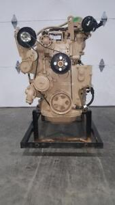 John Deere Diesel Engine 4045hf285 4 5l 4 Cycle Turbo Mfg 2016