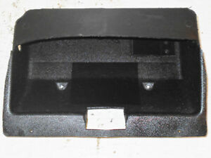 1968 Mustang Fastback Coupe Gt Conv Shelby Cougar Xr7 Orig Dash Glove Box Liner
