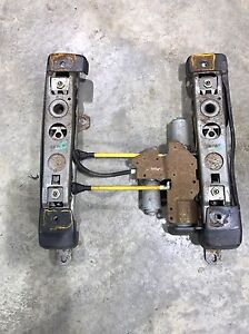 97 02 Chevrolet Camaro Ss Rs Z28 Power Seat Track Driver Lh Side