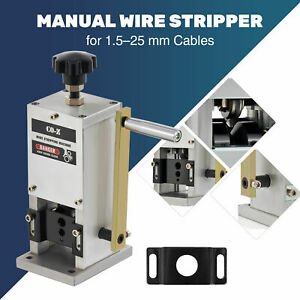 Wire Stripping Machine Portable Scrap Cable Stripper Manual Hot