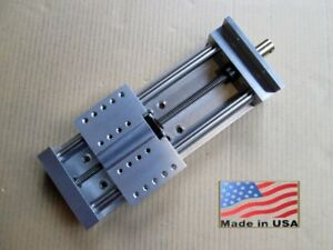 Z Axis 5 5 Fast travel Anti backlash Linear Slide Cnc Router Actuator