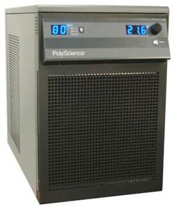 Polyscience Chiller Model 5306p 1 3hp 120v 60hz