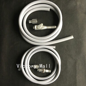 Dental Se hve Saliva Ejector Suction Valves Tip Adaptor Tubing Hose Tu bes