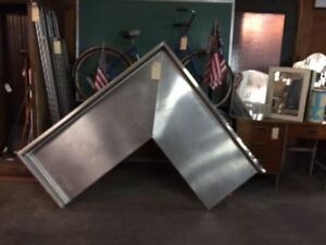 Extra Large Stainless Steel Countertop Corner For Restaurant Or Home