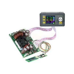 Lcd Digital Control Buck boost Power Supply Module Constant Voltage Current G2b0