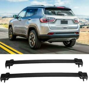 Newest For 2017 2018 Jeep Compass Cargo Roof Rack Cross Bar Oe Style 822