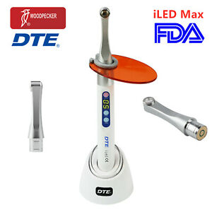 Dte Woodpecker Dental Iled Broad Spectrum Curing Light 1 Second Cure Lamp 2600mw