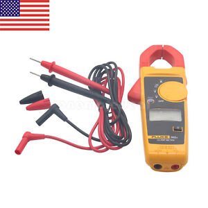 Fluke 302 Clamp Meter Handheld Digital Multimeter Tester Wireless Us Ship