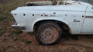 Plymouth Belvedere Savoy Fury Lh Front Fender 1963 Only
