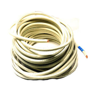 150 Ft Cme Wire And Cable 4 0 Awg White Electrical Copper Wire 600v Rating