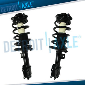 Pair Front Struts For 2004 2005 2006 2007 2008 2009 2010 2011 2012 Chevy Malibu