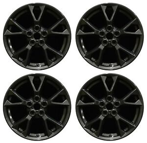 18 Nissan Maxima 2012 2013 2014 2015 Factory Oem Rim Wheel 62582 Charcoal Set