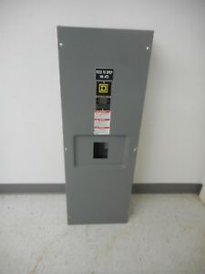 Square D La400s 400 Amp 600 Volt Circuit Breaker Enclosure