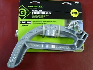 Greenlee 840f Hand Bender 1 2 Emt Conduit New