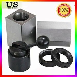 Accusizetools Collet Block Chucks For 5c Round Hex Or Square Collets New To
