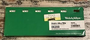 Lot Of 5 New Welch Allyn 06200 3 5v Halogen Lamps For Audio scope Sealed