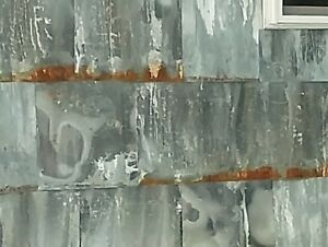 Steel Siding Rustic Galvanised Rusty