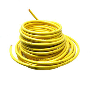 75 New Cme Wire And Cable Yellow 350 Kcmil Qi Thhn Thwn 2 600v Copper Wire