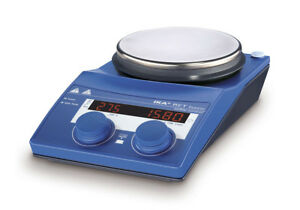 Ika Ret Basic Magnetic Hotplate Stirrer 1700 Rpm 340 c 20l Capacity 3622001