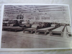 1930 S Ford Bodies Assembly Line 11 X 17 Photo Picture