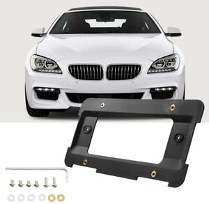Rear License Plate Holder Bracket Mount Frame W screws For Bmw 1 2 3 4 5 Series